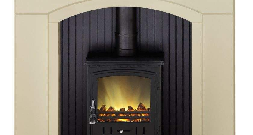 Black Fireplace Paint Home Painting