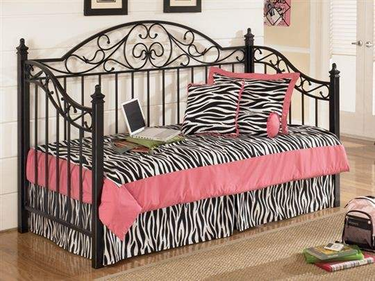 Black Metal Daybed Dhp Daybeds