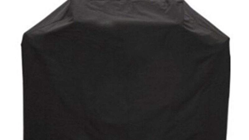 Black Waterproof Bbq Grill Barbeque Cover Outdoor Rain