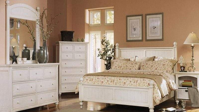 Bloombety Best White Bedroom Furniture Decorating Ideas