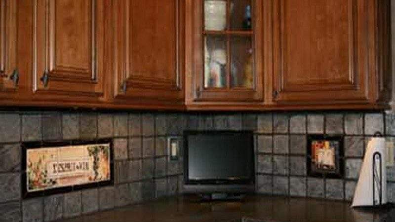 Bloombety Cool Backsplash Tiles Kitchen