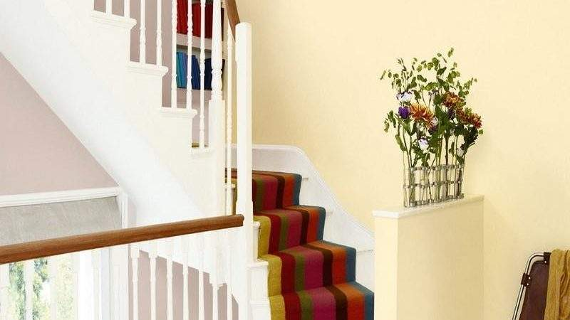Bloombety Dulux Color Hallway Ideas Decorate