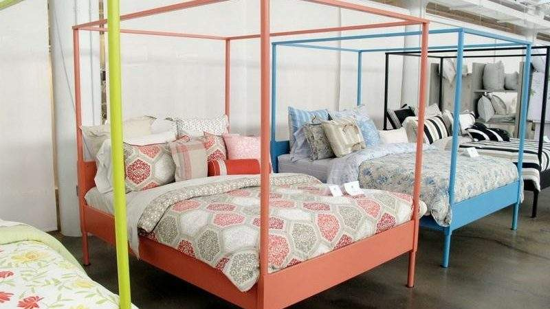 Bloombety Great Ikea Four Poster Bed