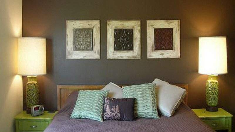 Bloombety Solid Brown Bedroom Decorating Color Schemes