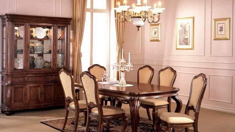 Bloombety Traditional Dining Room Design Ideas