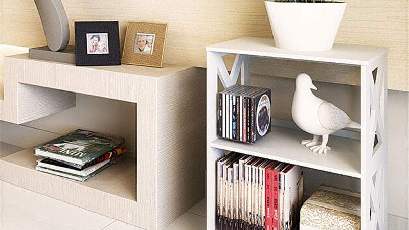 Bookshelf Small Space Bathroom Towel Shelves Best