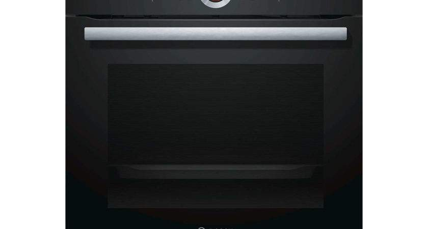 Bosch Hbg Integrated Single Oven Black John Lewis