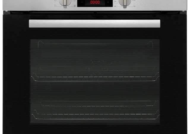 Bosch Serie Hba Integrated Single Oven Brushed