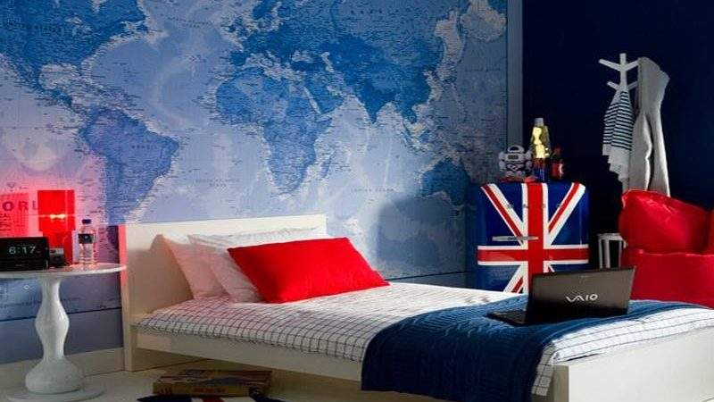 Boy Room Nations Decorating Ideas Your Dream Home