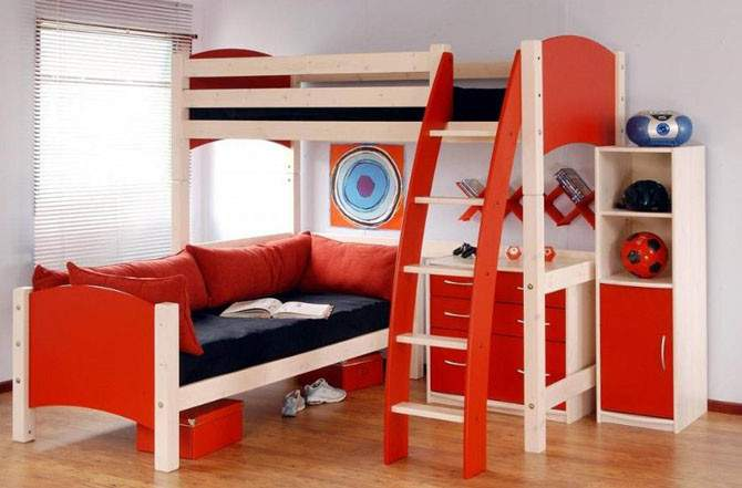 Boys Bedroom Furniture Ideas Home