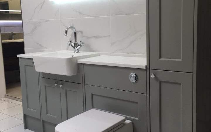 Brand New Burford Fitted Furniture Display Manchester