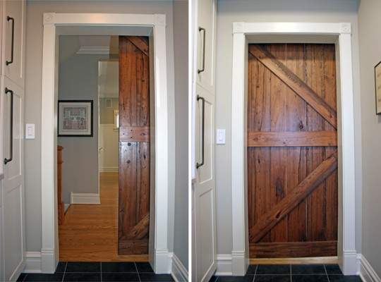 Breathtaking Sliding Barn Door Decorating Ideas