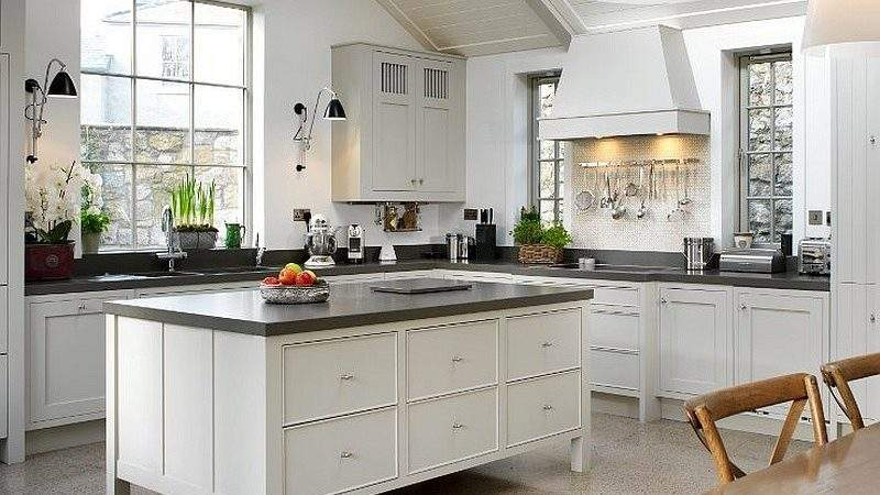 British Kitchen Design Traditions Celebrating