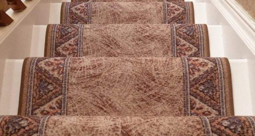 Brown Stair Carpet Runner Eiger Runners