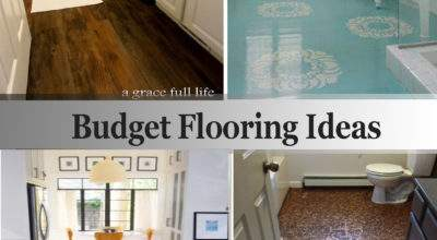 Budget Flooring Ideas