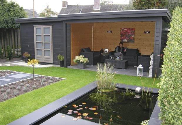 Build Your Own Stylish Summer House Save Money Home