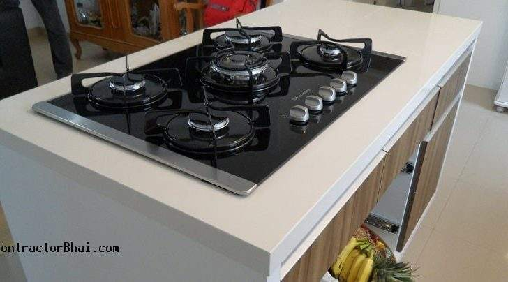 Built Hob Cooktop Type Cooking Range Shall