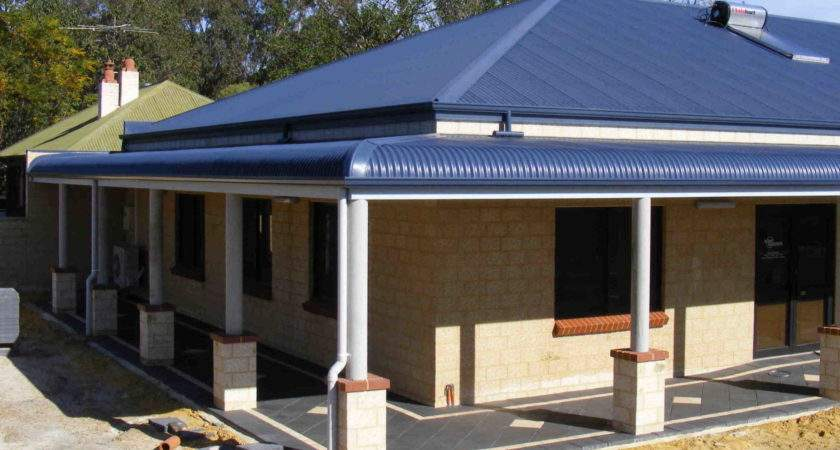 Bullnose Verandahs All Things