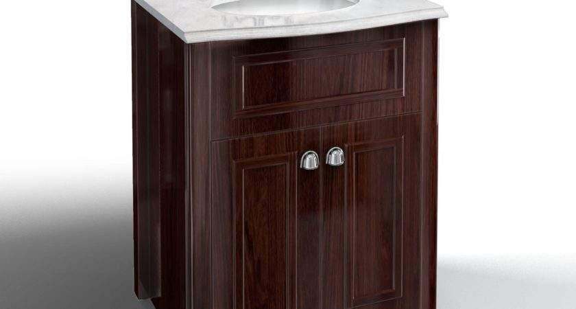 Burlington Bathrooms Vanity Unit Mahogany Bathroomand