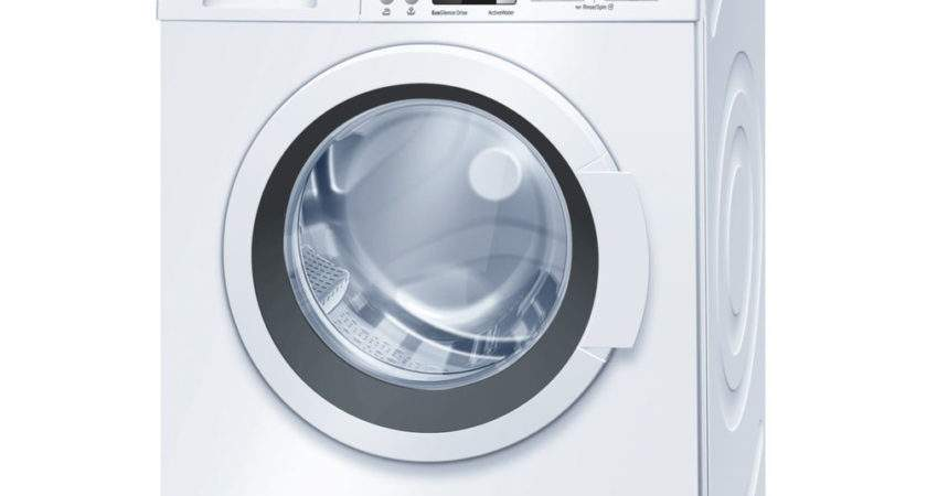 Buy Bosch Waq Washing Machine White