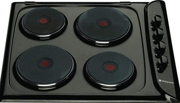 Buy Hotpoint Electric Hob Brown Marks Electrical