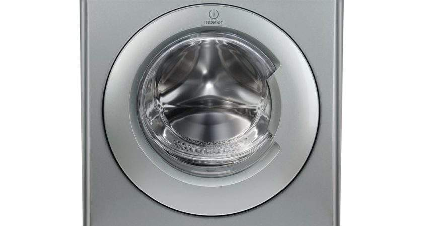 Buy Indesit Xwa Washing Machine Silver
