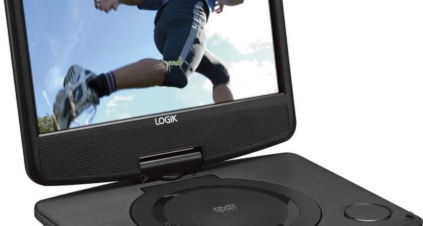 Buy Logik Spdvd Portable Dvd Player Black