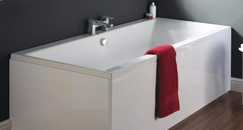 Buy Now Premier Asselby Square Double Ended Bath