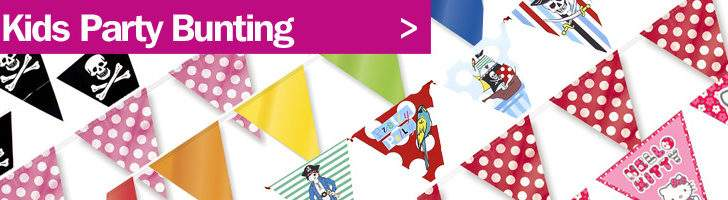 Buy Party Bunting Kids Birthday All