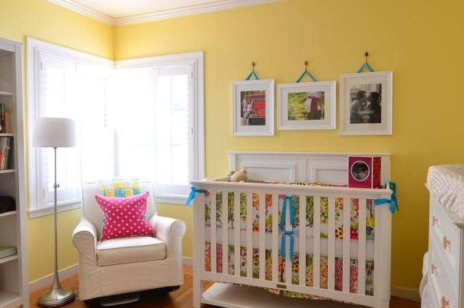 California Girl Project Nursery