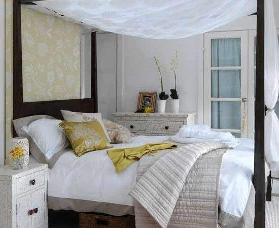Calming Bedroom Master Ideas Four Poster Bed