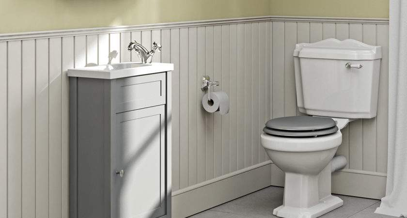 Camberley Grey Cloakroom Unit Winchester Close