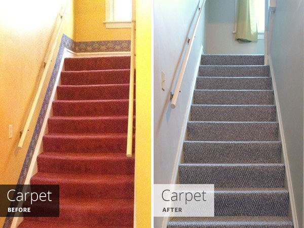 Carpet Stairs Cost Ideas
