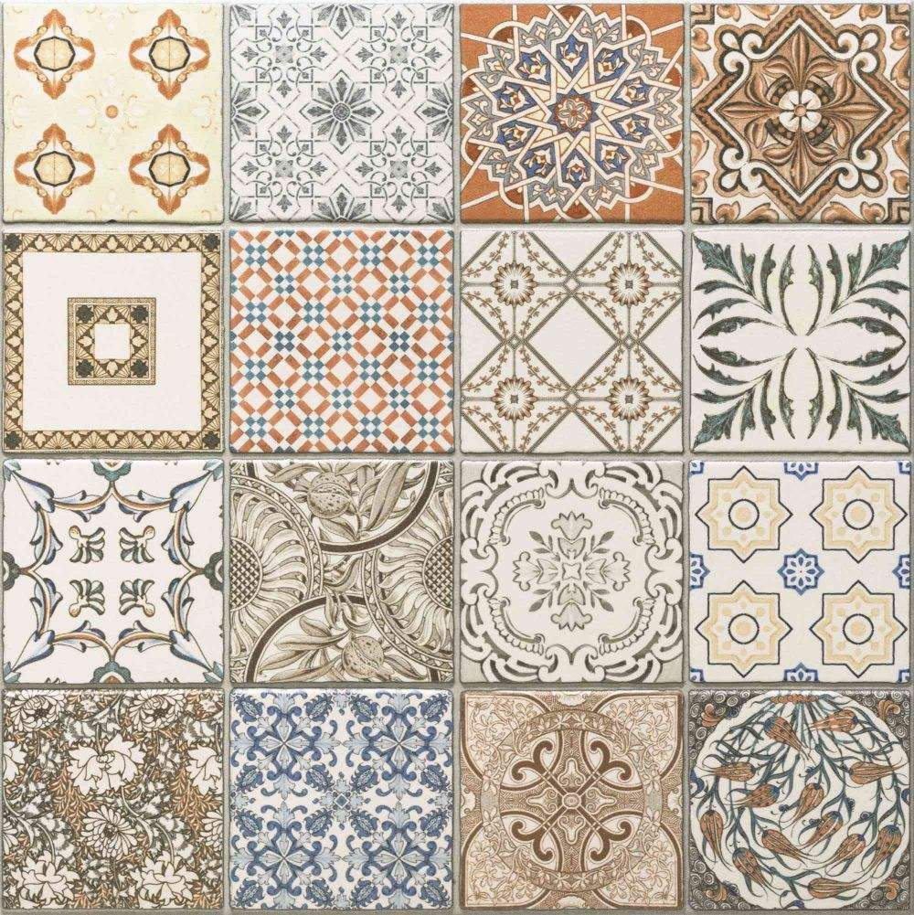 Carrelage Sol Mur Style Ancien Provenza - Sterling Homes