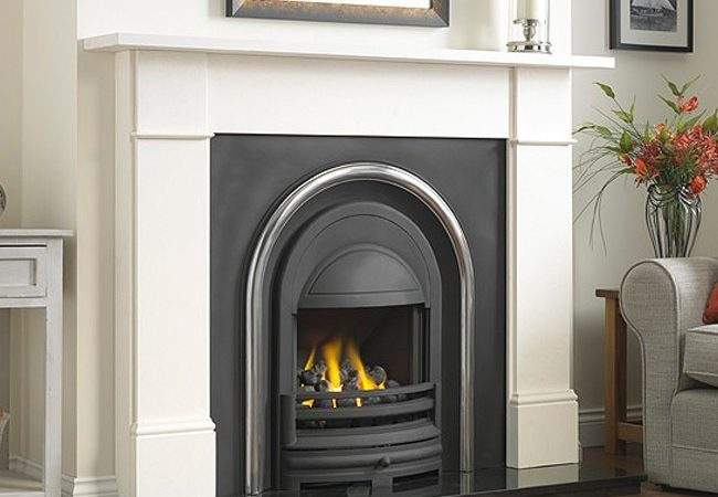 Cast Tec Flat Victorian Turkish Limestone Fire Surround