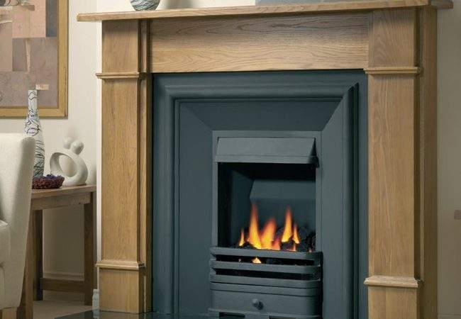 Cast Tec Flat Victorian Wooden Fire Surround Direct