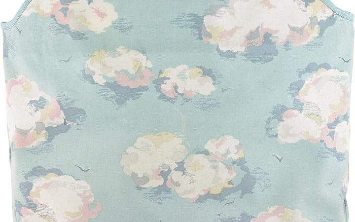 Cath Kidston Clouds Freestanding Laundry Bag Shopstyle