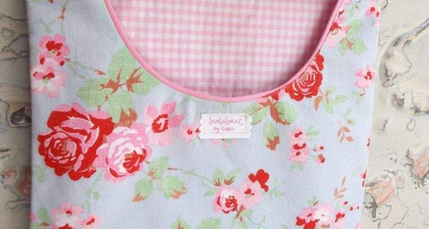 Cath Kidston Lingerie Pouch Clothes Pin Bag