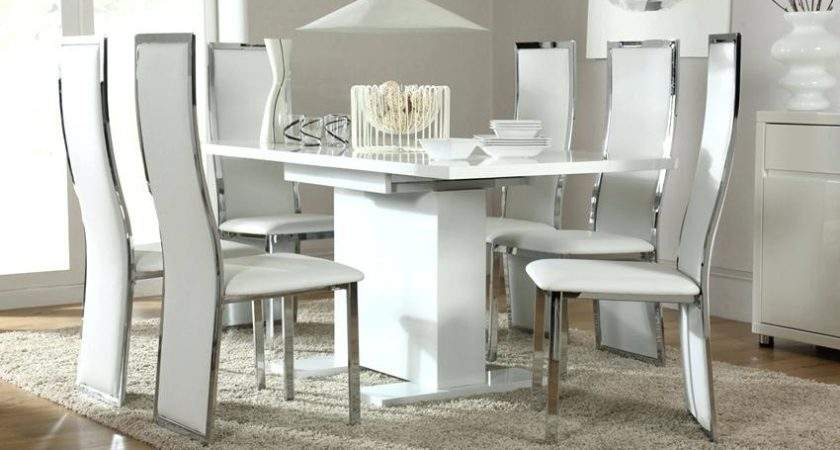 Cheap Dining Table Chairs White