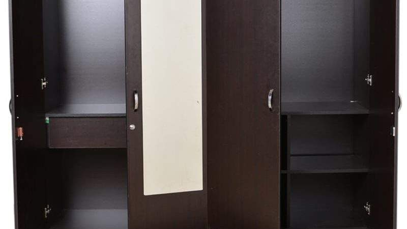 Cheap Four Door Wardrobes Buy Utsav