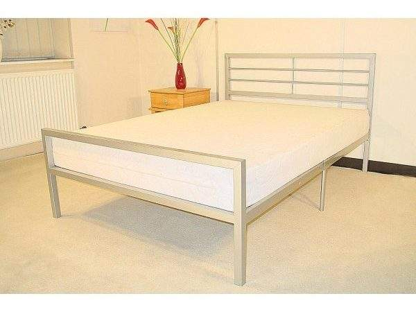 Cheap Heartlands Jennifer Double Metal Bed Frame
