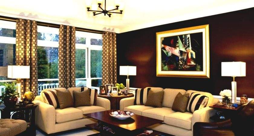 Cheap Ways Decorate Your Living Room Home Planning