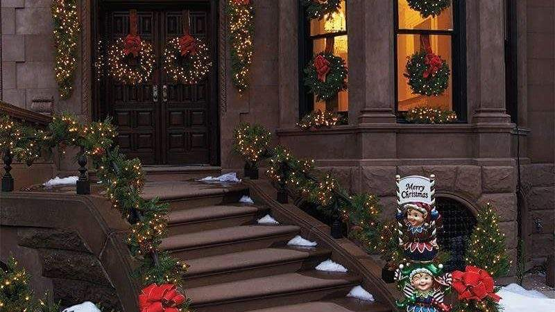 Cheery Expressive Diy Outdoor Christmas Decorations