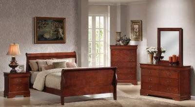 Cherry Wood Furniture Bedroom Decor Ideas Archives
