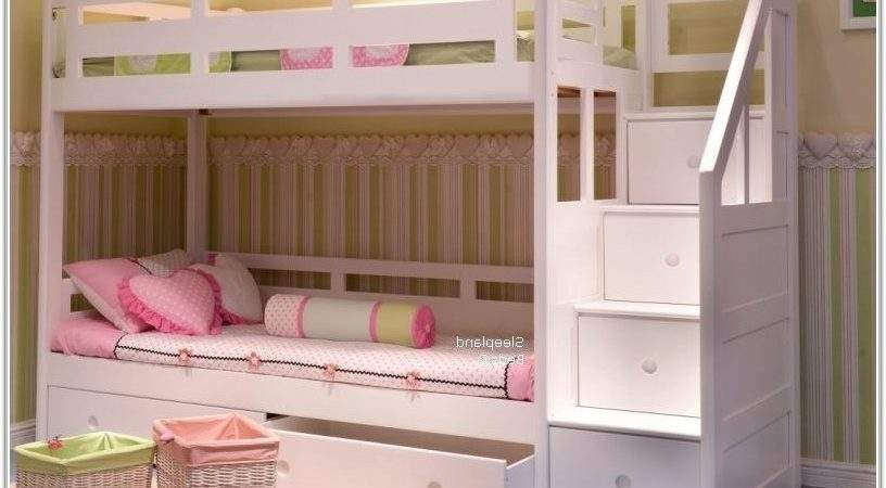 Childrens Bunk Beds Stairs Uncategorized