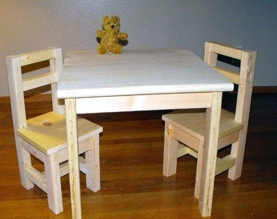 Childrens Furniture Kids Table Eames