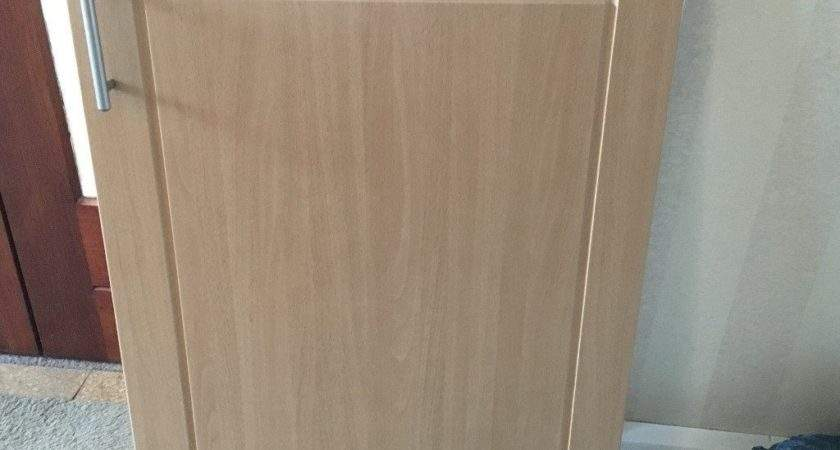 Chilton Beech Effect Kitchen Doors Cabinets