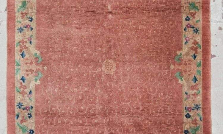 Chinese Art Deco Rugs Early