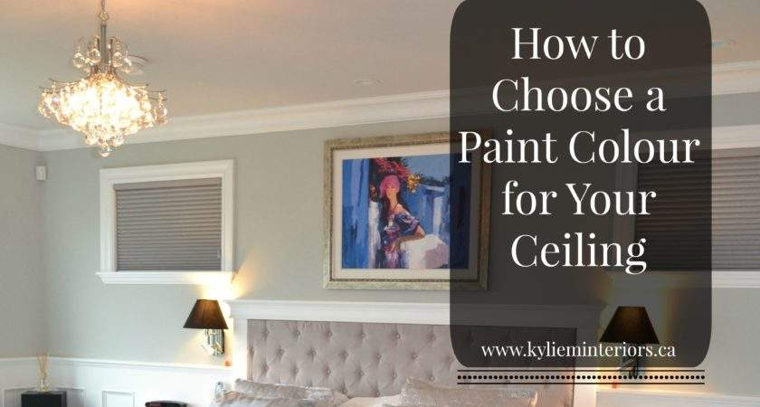 Choose Best Paint Colour Your Ceiling