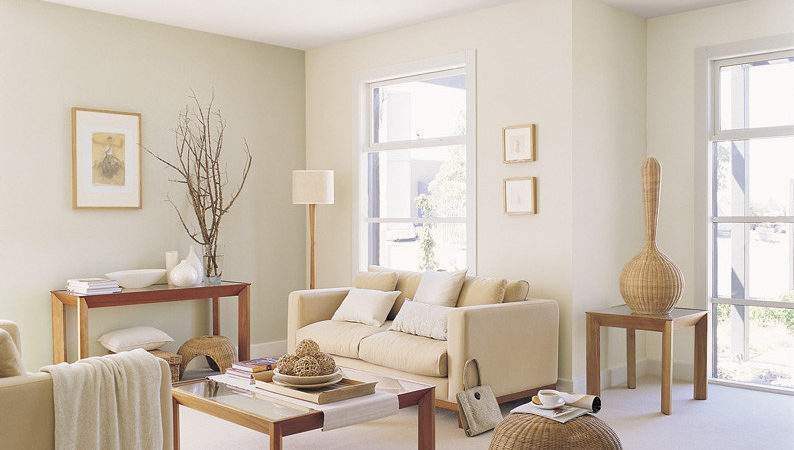 Choosing Right White Inspirations Paint